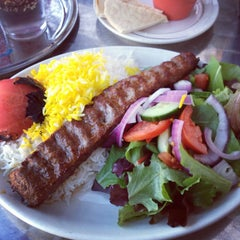 Photo taken at Reyhan Persian Grill by Arash M. on 11/16/2012