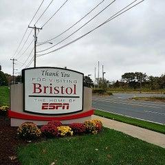 Photo taken at ESPN by Arash M. on 10/23/2014