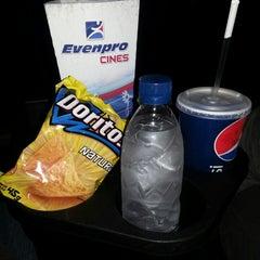 Photo taken at Evenpro Cines by Xiyurebid G. on 6/2/2013