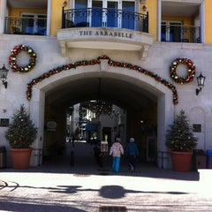 Photo taken at The Arrabelle at Vail Square, A RockResort by MsP on 12/21/2012
