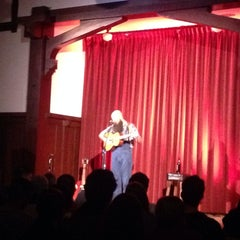 Photo taken at Swedish American Hall by Brenden M. on 11/23/2013