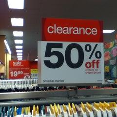 Photo taken at Target by Thi L. on 12/21/2012