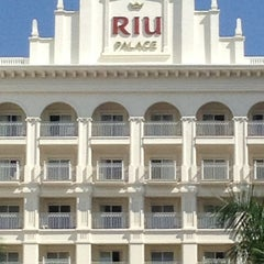 Photo taken at RIU Palace Pacifico Hotel by Gutty G. on 1/24/2013