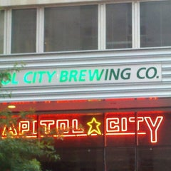 Photo taken at Capitol City Brewing Company by Jody W. on 6/20/2013