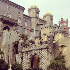 Photo taken at Sintra by Leandro L. on 3/11/2013