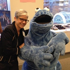 Photo taken at PBS Headquarters by Colleen W. on 11/20/2013