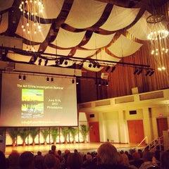 Photo taken at Wertheim Performing Arts Center by Karen C. on 4/21/2013