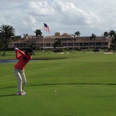 Photo taken at Trump National Doral Miami by Don M. on 12/4/2012