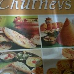 Photo taken at Chutney's by Manas R. on 2/9/2013