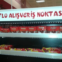 Photo taken at MMM Migros by Melike C. on 7/17/2013