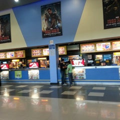 Photo taken at Cinépolis by Jorge Alejandro M. on 4/27/2013