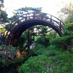 Photo taken at Japanese Tea Garden by Julian K. on 11/10/2012