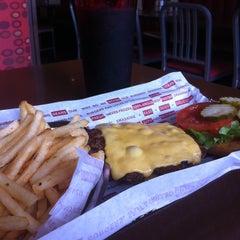 Photo taken at Smashburger by Patrick J. on 5/9/2013