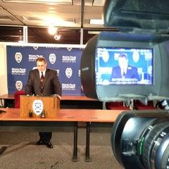 Photo taken at Wichita City Hall by Giovanni G. on 10/30/2012