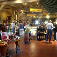 Photo taken at Viansa Winery by James Marshall B. on 4/19/2013