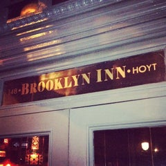 Photo taken at The Brooklyn Inn by Zach Peak P. on 11/9/2012