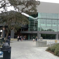 Photo taken at College of Business (BSN) by Emily B. on 1/7/2013
