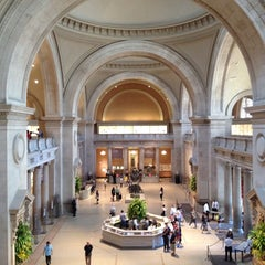 Photo taken at The Metropolitan Museum of Art by Oleksandr M. on 9/4/2013