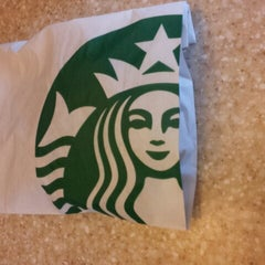 Photo taken at Starbucks by Brittney F. on 1/19/2013
