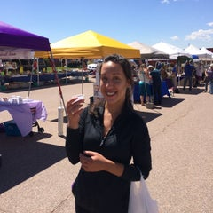 Photo taken at Monument Farmer's Market by Penny R. on 5/31/2014