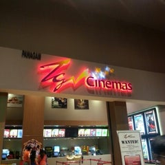 Photo taken at TGV Cinemas by brian on 1/26/2013