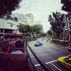 Photo taken at Orchard Road by sandwiz on 2/28/2013