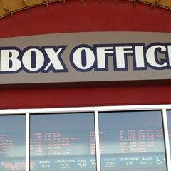 Photo taken at Regal Cinemas Laredo 14 by Flavio Z. on 12/25/2012