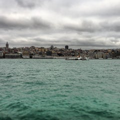 Photo taken at Galata Art by Erman E. on 1/1/2013