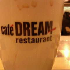 Photo taken at Café Dream by Murat T. on 1/9/2013