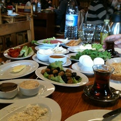 Photo taken at Madalyalı Restaurant by Senem B. on 2/10/2013