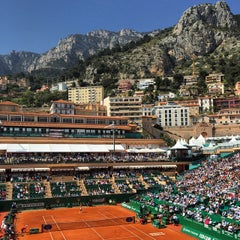 Photo taken at Monte-Carlo Country Club by Adrian T. on 4/14/2015