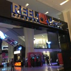 Photo taken at Reel Cinemas ريل سينما by Katrina I. on 2/1/2013
