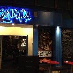 Photo taken at Esmirada Grill & Wine Bar by Mammy D. on 4/13/2013