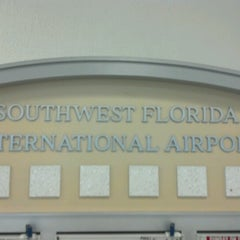Photo taken at Southwest Florida International Airport (RSW) by Sal P. on 10/19/2012