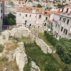 Photo taken at Stari Grad (Old Town) by Annmarie H. on 8/21/2015