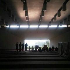 Photo taken at Masjid Al-Irsyad by Sisca J E on 7/20/2015