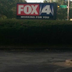 Photo taken at FOX 4 News / WDAF-TV by Jeremiah C. on 6/17/2014