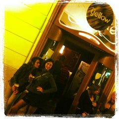 Photo taken at The Yellow Hostel by J on 10/27/2012
