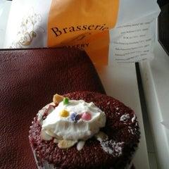 Photo taken at Brasserie Bakery & Resto by Suci Ashabal J. on 10/19/2014