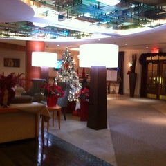 Photo taken at Hotel Château-Bromont by Chi-Chi S. on 12/28/2013