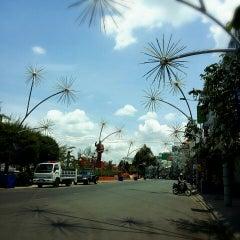 Photo taken at Bến Ninh Kiều by Ron N. on 4/26/2015