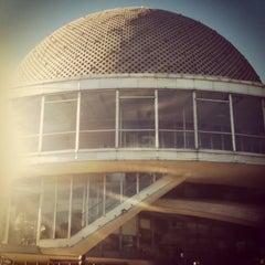 Photo taken at Planetario Galileo Galilei by Natalia F. on 3/29/2013