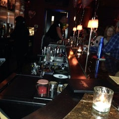 Photo taken at Bistango Martini Lounge by Kevin R. on 2/15/2014