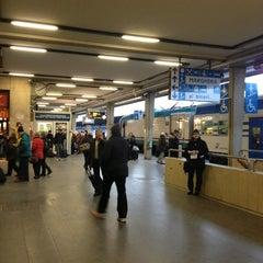 Photo taken at Stazione Venezia Mestre by Patrick M. on 1/24/2013