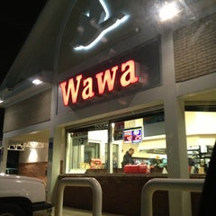 Photo taken at Wawa by Stephanie L. on 12/27/2012