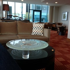 Photo taken at Intercontinental Club Lounge by Don C. on 3/7/2013