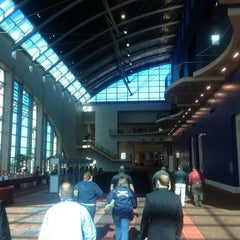 Photo taken at Henry B. Gonzalez Convention Center by Litto Paul B. on 3/26/2013