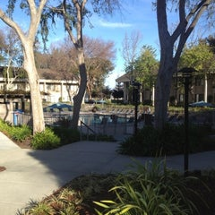 Photo taken at Sheraton Sunnyvale Hotel by Chris N. on 3/1/2013