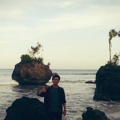 Photo taken at Tanjung Lesung by Ardi b. on 8/11/2013