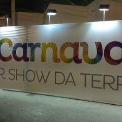 Photo taken at Terreirão do Samba by Marcus V. on 2/9/2013